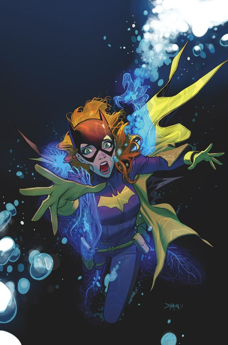 What to expect from Rebirth, Vertigo, DC Collectibles and more in June 2017.