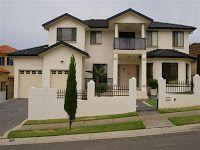 ms de ideas increbles sobre fotos de casas bonitas en pinterest casas bonitas planos de casas grandes y puerta roja de garaje