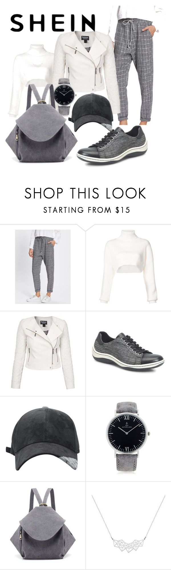 """""""Comfort and Style"""" by fishermansdaughter ❤ liked on Polyvore featuring Alexandre Vauthier, Barbour International, Børn, Kapten & Son and A Weathered Penny"""