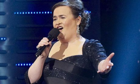 Susan Boyle movie on track after One Chance | Film | theguardian.