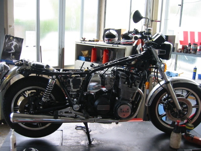 D A C Caa C B Cdaf D Steel Motorcycles on yamaha xs1100 special specs