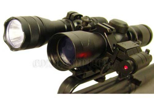 Special Offers - 430 scope tri-ring on carry handle mount with strobe flashlight and weaver base laser sight - In stock & Free Shipping. You can save more money! Check It (October 17 2016 at 08:28AM) >> http://flashlightusa.net/4x30-scope-tri-ring-on-carry-handle-mount-with-strobe-flashlight-and-weaver-base-laser-sight/