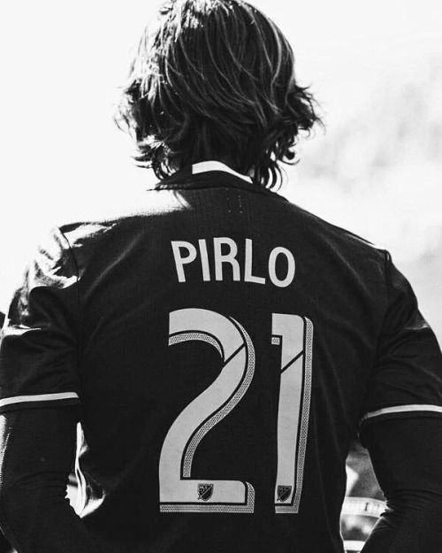 Felices 37 ANDREA! #21 #Pirlo