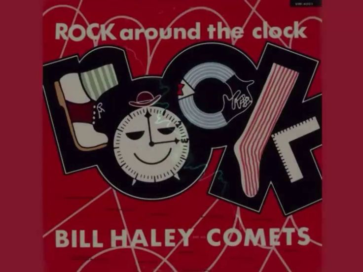 Bill Haley And His Comets - (We're Gonna) Rock Around The Clock (1954)
