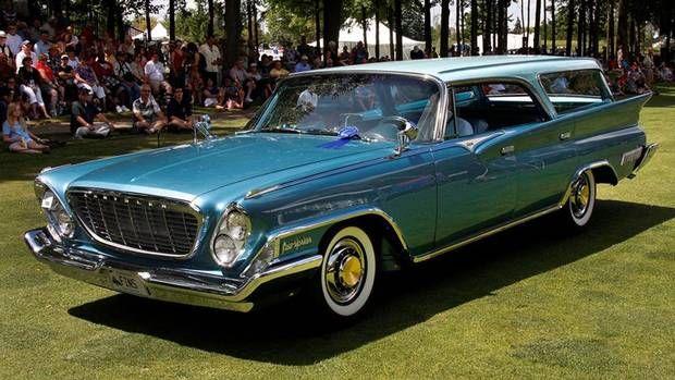 Plymouth Mich Vintage Car Show Photos