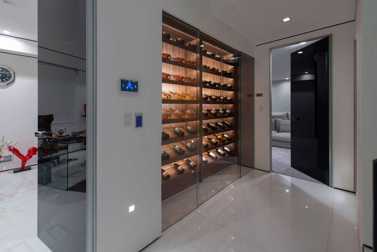 Винный холодильник