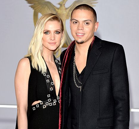 Evan Ross: Married Life With Ashlee Simpson Is Best Ever, We Want Kids - Us Weekly