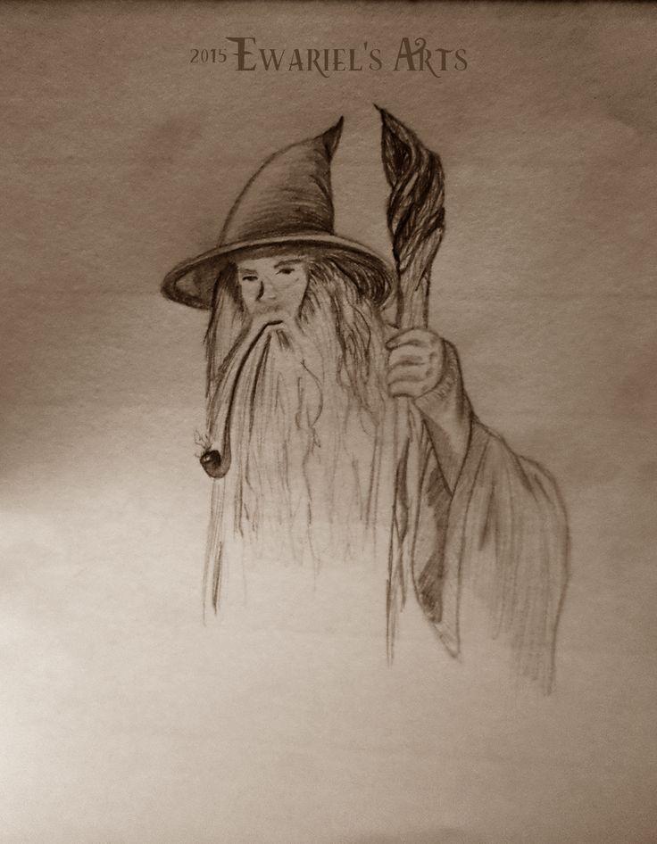 Gandalf the Grey by Ewariel.deviantart.com on @DeviantArt #GandalftheGrey #Arwen #LOTR #Tolkien #precious #Evenstar #Middleearth #Fantasy #Medieval #Elf #Fae #Elfling #Faerie #Hobbit #Gandalf #Frodon #Legolas #Elven #Elvish #Magic #creative #arte #myart #artwork #illustration #graphicdesign #graphic #color #ewariel