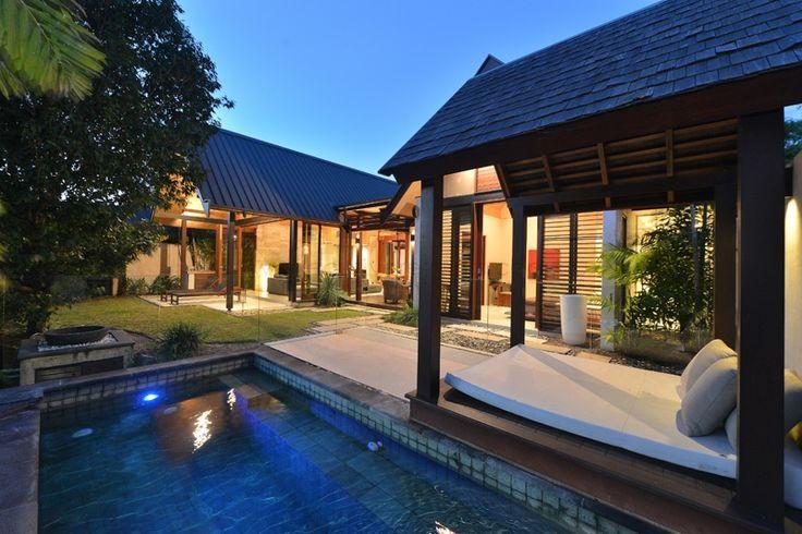 Villa 8 at Amalè Holiday Villa in Port Douglas www.executiveretreats.com.au