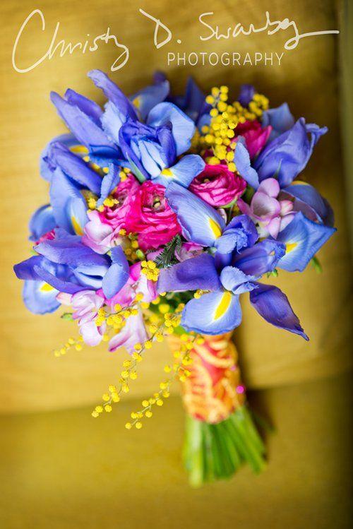 Bekannt 29 best Spring Bridal Bouquets images on Pinterest | Bridal  KH35