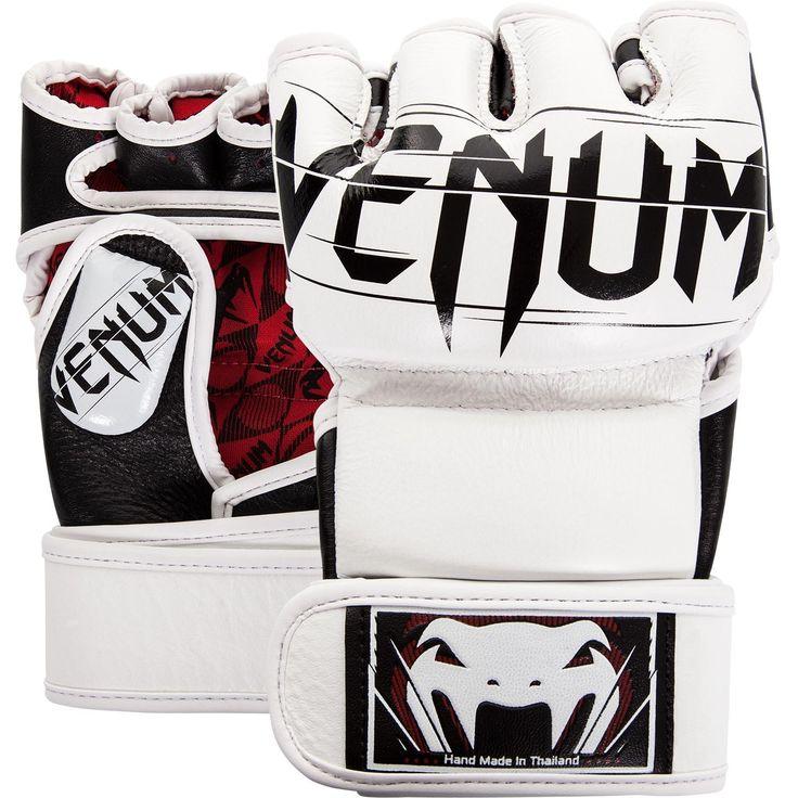 Venum Undisputed 2.0 MMA Gloves - White