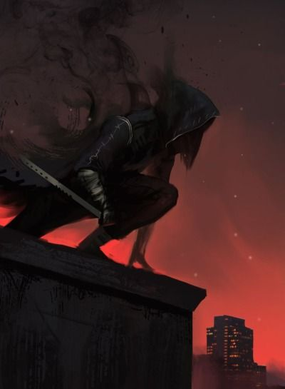 Dazzling fantasy, sci-fi and game art from Josh Corpuz
