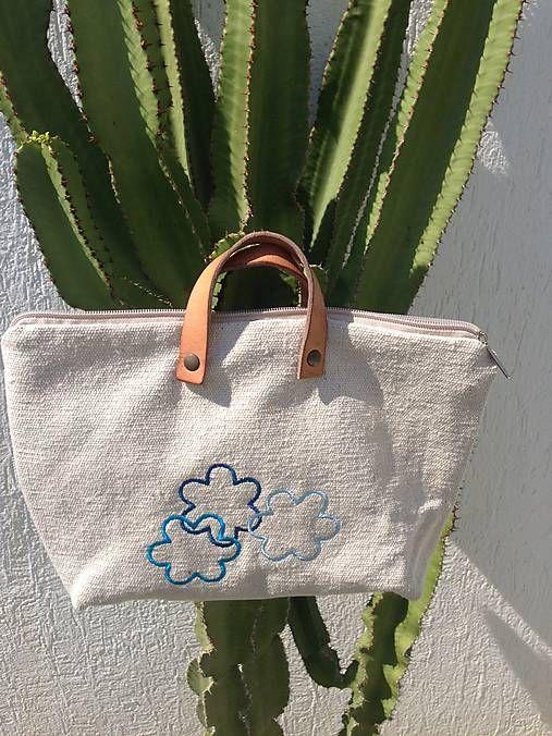 Beauty taška z plátna