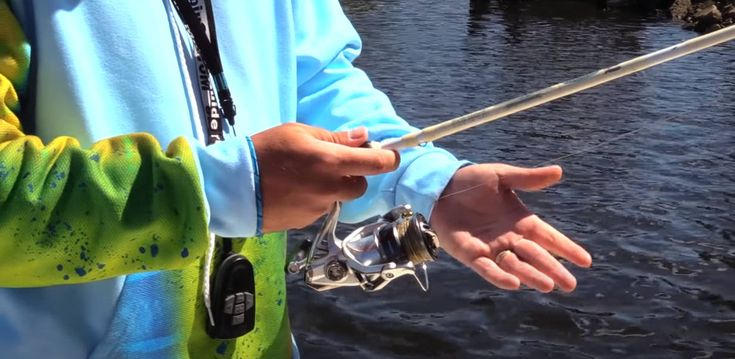 Can You Use A Spinning Reel On A Casting Rod Spinning Reels Casting Rod It Cast