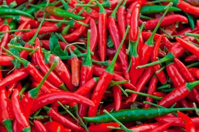 Red chili pepper health benefits | Hottest pepper list