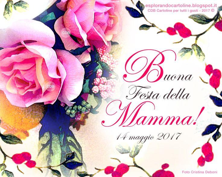 Molto Oltre 25 fantastiche idee su Cartoline di compleanno per mamma su  IJ22