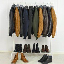 Ποια θα είναι τα ανδρικά μπουφάν που θα φορεθούν τον χειμώνα 2017/2018