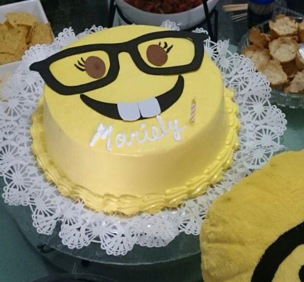 Emoji cake | Ideas Cumple | Pinterest | Emoji cake ...