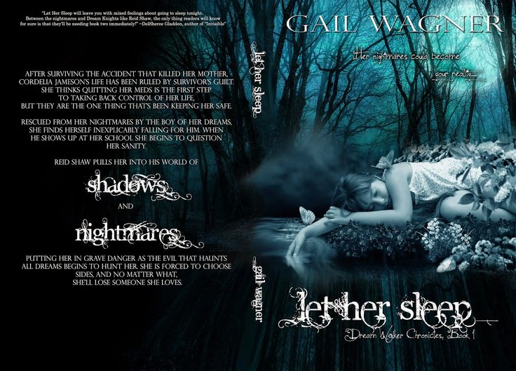 The Edible Bookshelf: New Release: LET HER SLEEP by Gail Wagner