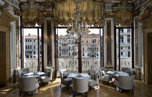 Venice Home Converted To Italian Restaurant