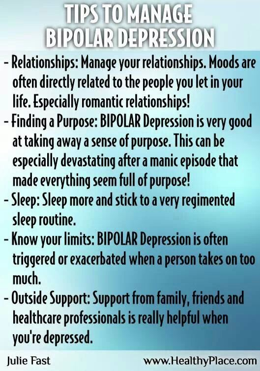 i am dating a bipolar manic disorder
