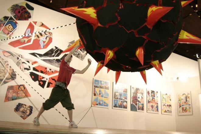 Internationaler Comic-Salon Erlangen