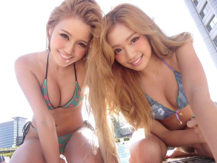 Asian Bikini Party