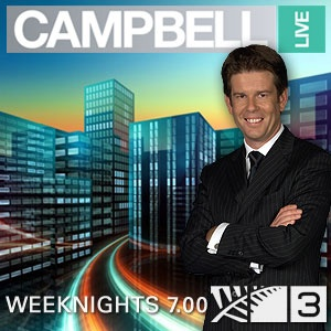 Old school Campbell Live - look at that hair! Magnificent.