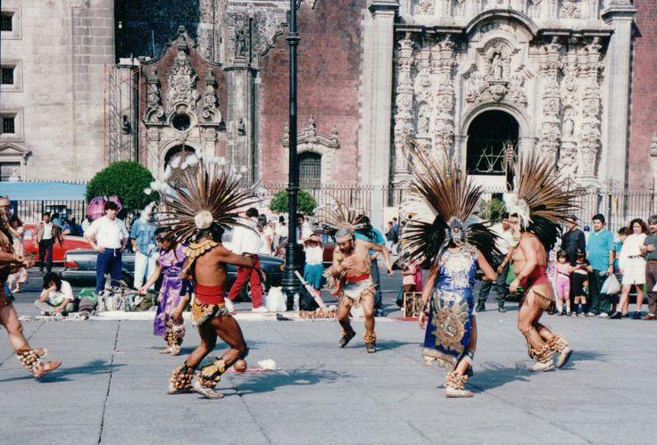 www.villsethnoatlas.wordpress.com (Aztekowie, Aztecs) Aztecs - Mexico City