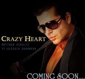 (Review) Matthew Schultz ft. Alessia Guarnera - Crazy Heart - Digiindie