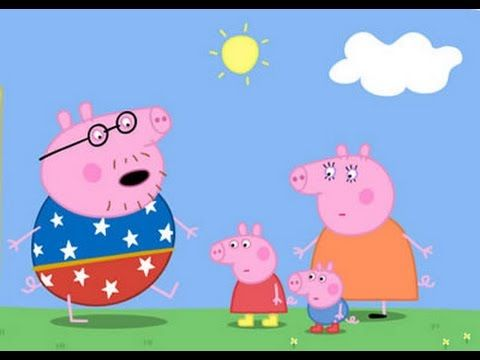 Peppa Pig en Español Capitulos Completos- Animation Movies in English Ep...