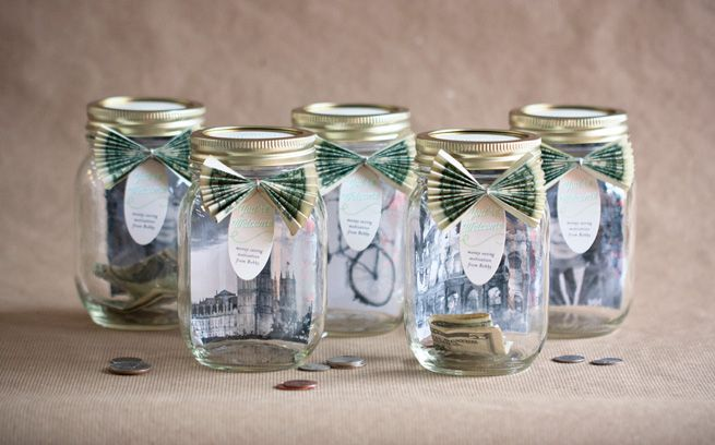 how to make a cool money jar
