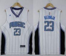 Magic #23 Mario Hezonja White Stitched NBA Jersey