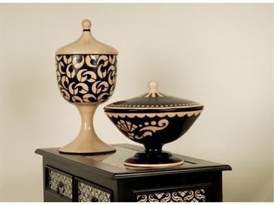 Chulucanas Pottery from Peru... by @pjaranador