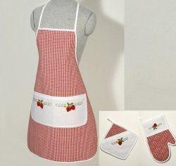 Набор для вышивания фартука, 65х75 см