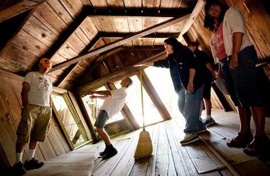 #Oregon Vortex and House of Mystery