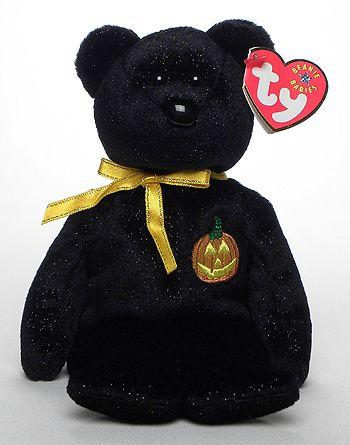 Haunt - Bear - Ty Beanie Babies