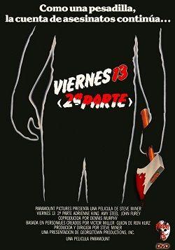 Viernes 13 Parte 2 online latino 1981 - Terror