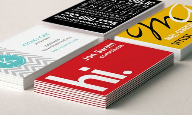 16 best digital printing images on pinterest printing press make attractive business cards by saadtahir reheart Choice Image