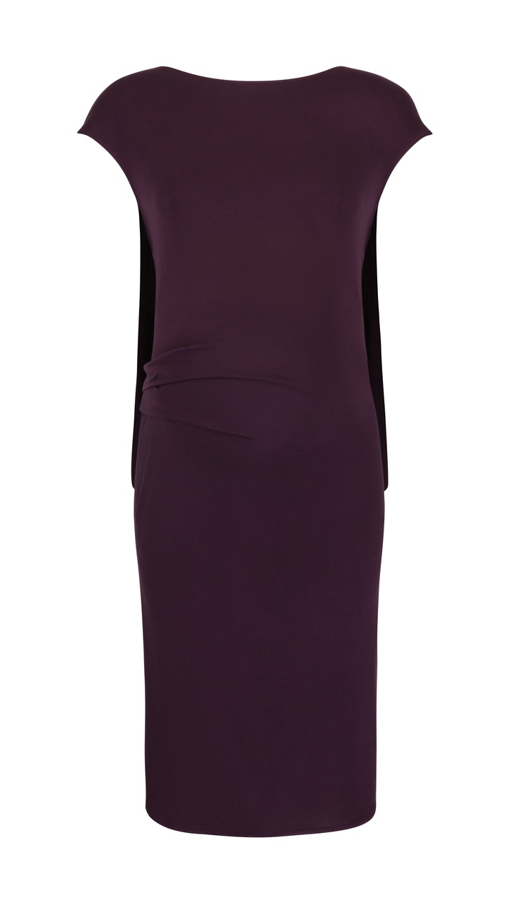40 best maternity dresses for hire images on pinterest keungzai the sumptuously soft drape back maternity dress in merlot as worn by sienna ombrellifo Images
