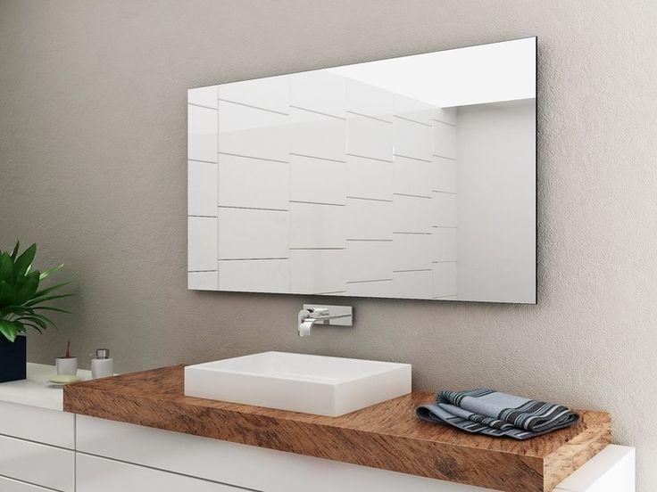die besten 25 badezimmerspiegel ideen auf pinterest einfache badezimmer verbesserungen ein. Black Bedroom Furniture Sets. Home Design Ideas
