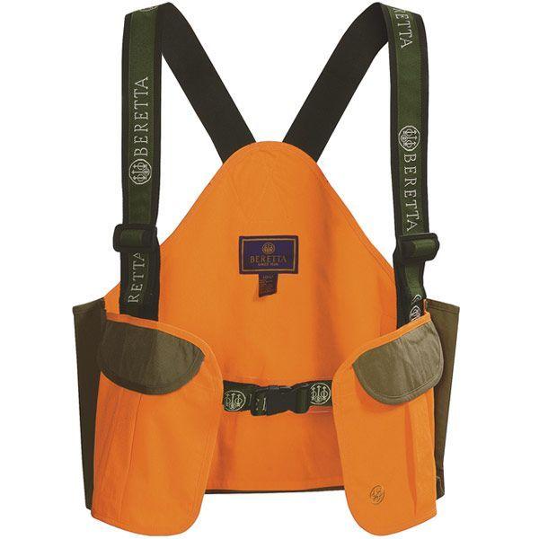 Beretta Strap Vest | Ultimate Wingshooting Vests | Turkey vest, Grouse  hunting, Waist pack