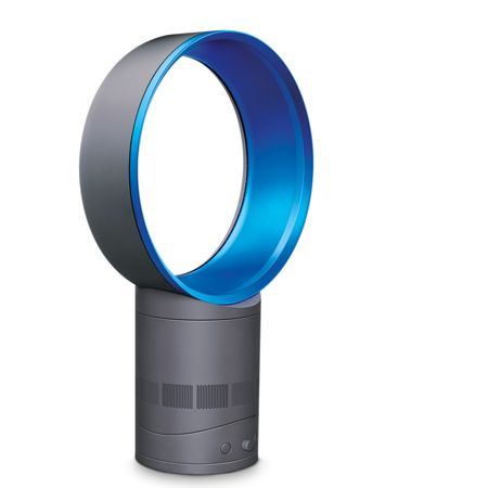 Air Multiplier by Dyson. I Drew the very first aerofoil profile for the ring when in VERY early concept design