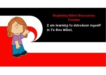 The learning intention included in this freebie is - I am learning to introduce myself in Te Reo Maori. Children are required to fill in their details and draw a picture. This item was created to support classroom learning.Visit my store to find other New Zealand specific items.