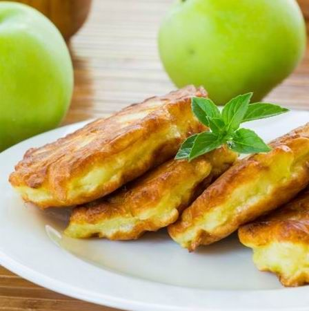 Almás-fahéjas amerikai palacsinta Recept képpel - Mindmegette.hu - Receptek