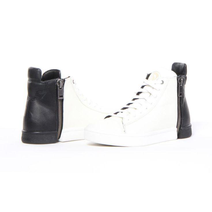 Diesel Shoes s Nentish Fashion Men White New   eBay