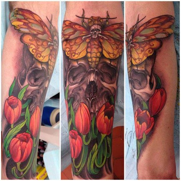 Jeff Gogue tattoos