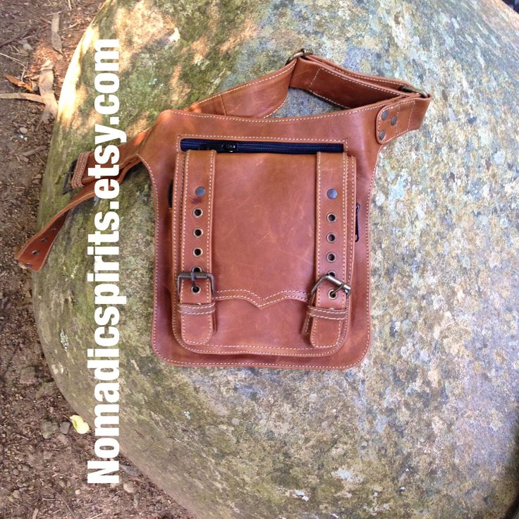 A personal favorite from my Etsy shop https://www.etsy.com/au/listing/271858876/triple-zip-large-pockets-leather-belt