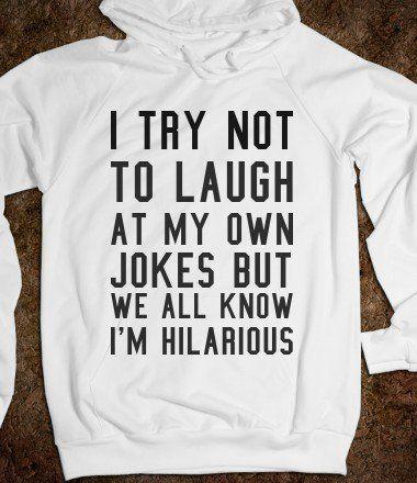 jokes - S.J.Fashion - Skreened T-shirts, Organic Shirts, Hoodies, Kids Tees, Baby One-Pieces and Tote Bags