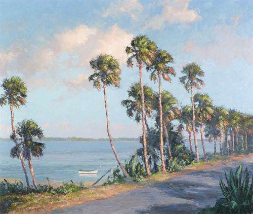 Landscape Lighting Ocala Fl: 208 Best Florida Landscape Paintings Images On Pinterest